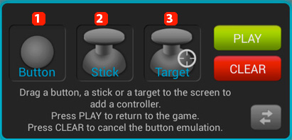 ARCHOS FAQ - [GamePad/GamePad 2] How can I pair the buttons